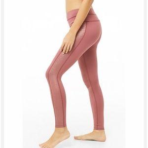Pants - Mauve pink athletic leggings